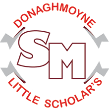 St. Michael's Little Scholars Community Childcare Logo